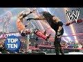 Top 10 Most Dangerous WWE Stunts