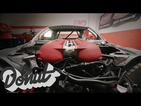 First Look w/ Ryan Tuerck | The GT4586 | Donut Media
