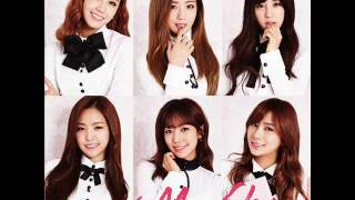 Apink (에이핑크) - Mr. Chu (미스터 츄) (Instrumental)