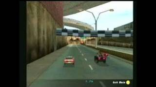 Speed Devils Online Racing Dreamcast Gameplay_2000_10_04