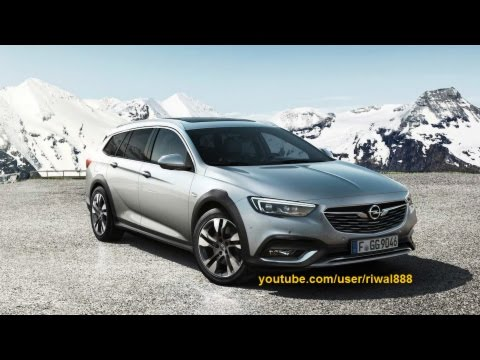 new 2017 opel vauxhall insignia country tourer 4x4. Black Bedroom Furniture Sets. Home Design Ideas