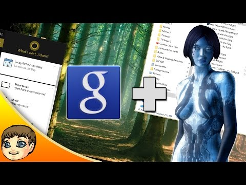 How To Make Cortana Search Google in Windows 10 | Windows 10 Tips