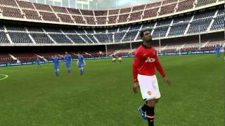Fifa 14 Demo (with Patch) Gameplay Video - Manchester United vs Real Madrid 1-3 Friendly Match HD