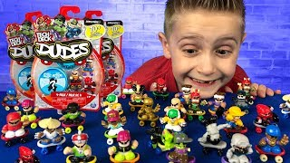 My Tech Deck Dudes Collection: Mega Blind Bags Unboxing by KidCity!