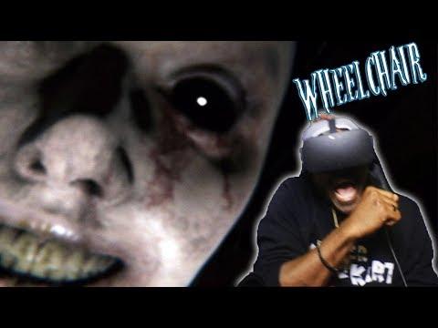 Abandoned Crematorium IN VR   360° Horror: Wheelchair VR Horror Experience