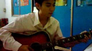 Cao cung lên - guitar - noel