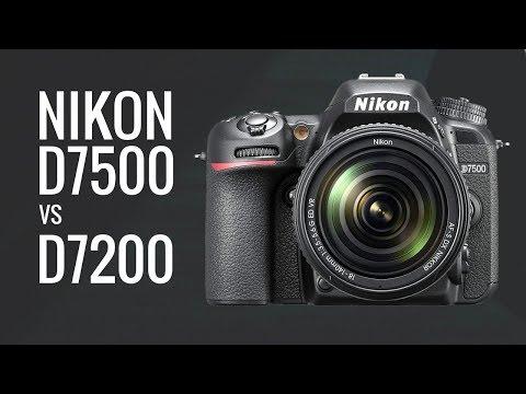 Nikon D7500 vs Nikon D7200 - Which DSLR Kit Should I Buy?