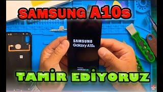 Samsung A10s Ekran Değişimi