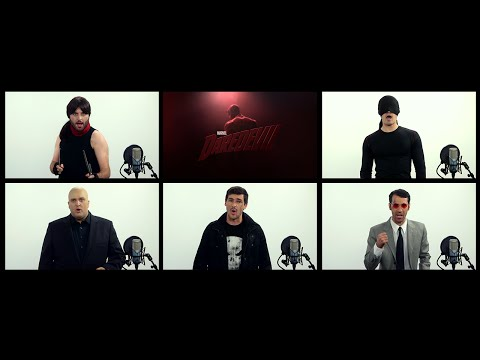 DAREDEVIL THEME ACAPELLA!