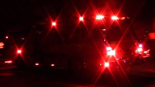 Point Pleasant Beach Fire Department Squrt 4201 Responding 8-19-18