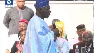former nigerian president obasanjo celebrates 77th birthday