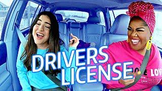 DRIVER'S LICENSE Olivia Rodrigo (Cover) Carpool Coaching w/ Vocal Coach