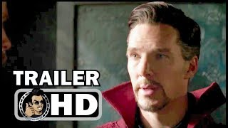 THOR: RAGNAROK Official International Trailer  - Doctor Strange (2017) Marvel Superhero Movie HD