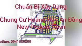 Chung cư Hoàng Huy An Đồng giai đoạn 2 - New Pruksa town