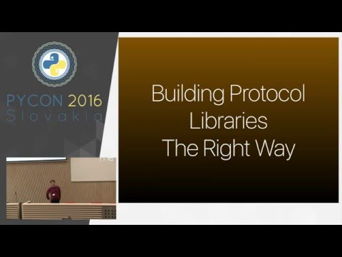 Image from Building Protocol Libraries The Right Way