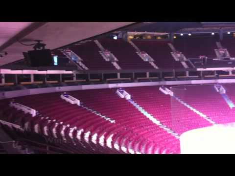 Rogers Arena Tour! Vancouver, Canada