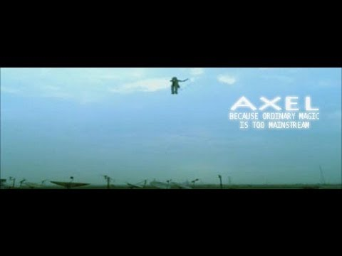 Test Terbang (AKSI AXEL ROUGH SCENE) LEVITATION TEST