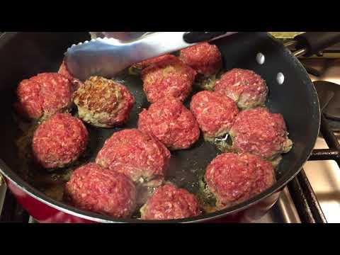 HOW TO MAKE MY MAMA'S MEATBALLS  Vito's Italian Cucina