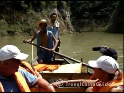 Drift along the Shennong River.flv