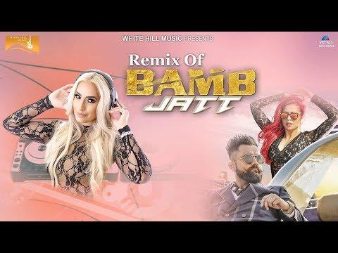 Bamb Jatt Remix | Amrit Maan, Jasmine Sandlas Ft. DJ  Goddess | White Hill Music