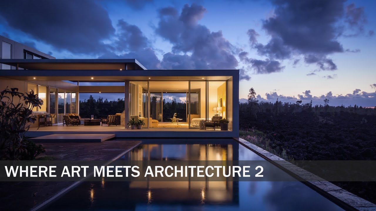 Where Art Meets Architecture 2: How To Photograph Luxury Homes   YouTube