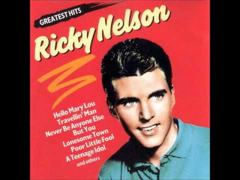 Rick nelson stood up