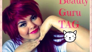Beauty Guru Tag 2014 ♥ Thumbnail