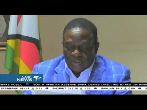 Tensions escalate in Zimbabwe