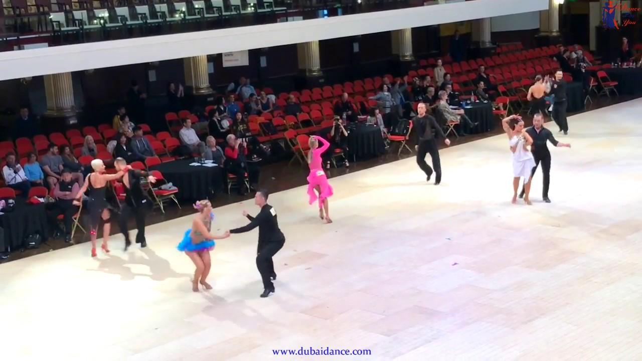 International Latin American Part 3 Jive