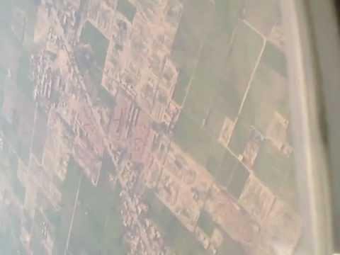 PIA landing in multan air port naveed