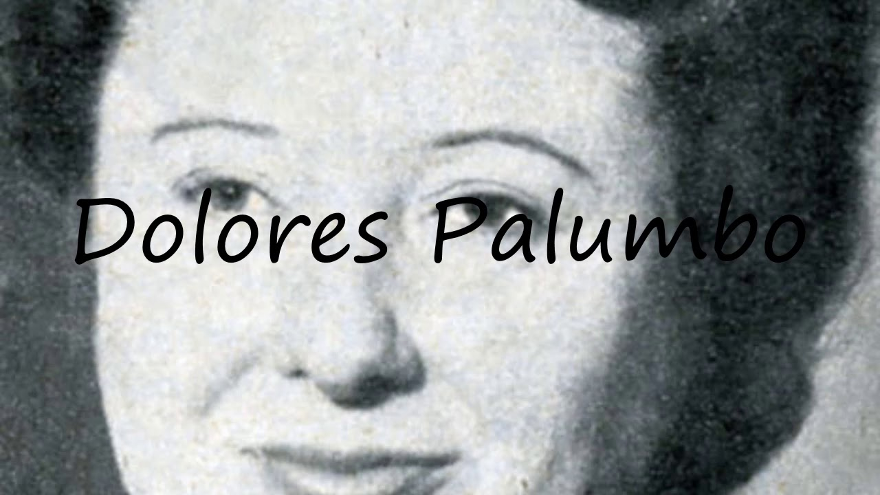 Watch Dolores Palumbo video