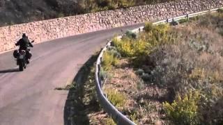 Motoride.sk: Husqvarna Nuda 900 a 900R - s talianskym funbike-om na Sardínii