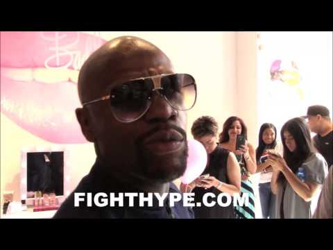 FLOYD MAYWEATHER INSISTS HE KICKED PACQUIAO'S ASS 10 ROUNDS TO 2; BLAME PACQUIAO FOR EXPECTATIONS