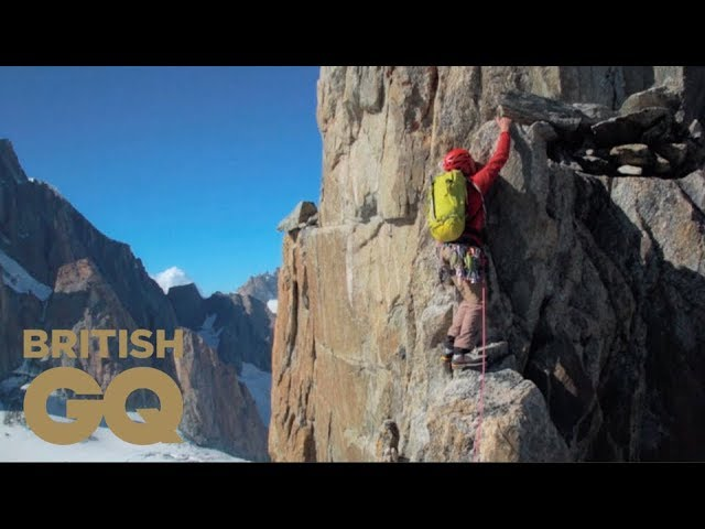 Adventurer Kenton Cool on climbing Mount Everest twelve times | Wilkinson Sword | British GQ