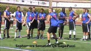 Rivals.com FBU Powered Southern California 2012 Showcase Highlights