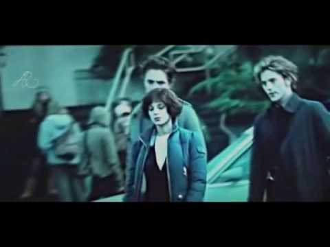 """Bella and Edward -Twilight video """"In your Arms"""""""