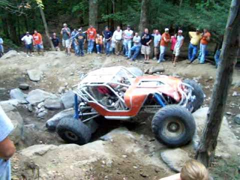 Tellico, TN Dixie Run 2007, Tim Cameron's Buggie