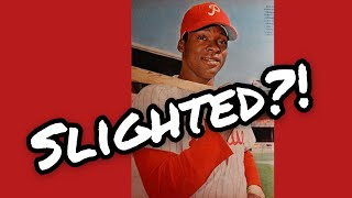 The Hall of Fame Should Reverse the Slight to Dick Allen