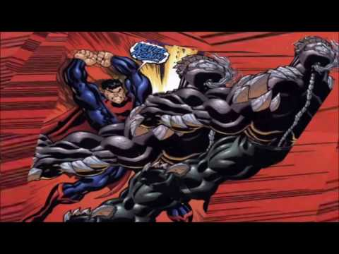 Superman vs Doomsday comic book rematch