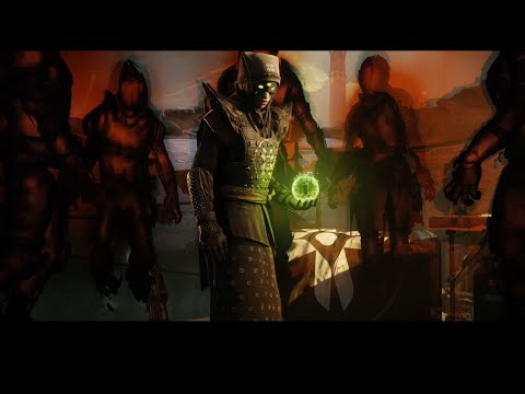 The pyramid Destiny 2 Shadowkeep |