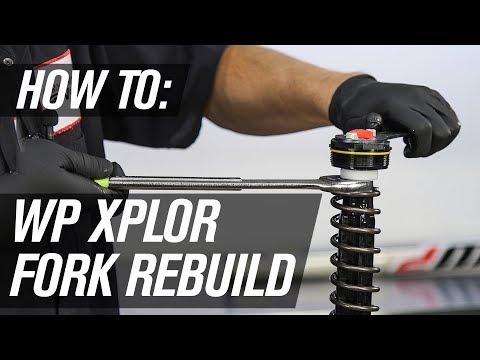 How To Rebuild WP Xplor Forks