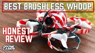 Best Brushless Whoop? - Eachine US65 UK65 - 100% Honest Review