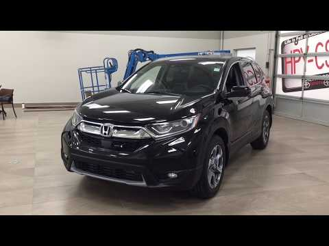 2017 Honda CR-V EX-L Review