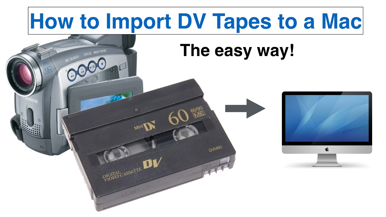 A General Guide to Converting Your Tapes into Digital Files