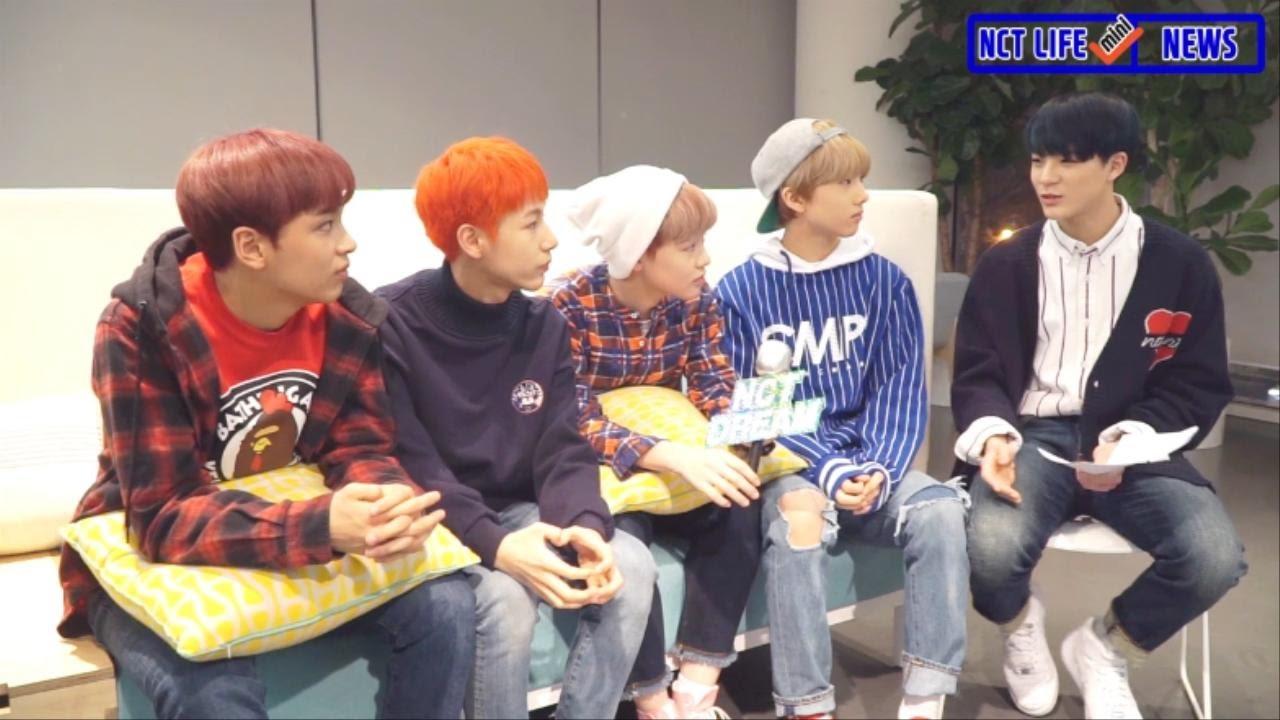 [NCT LIFE MINI] NCT NEWS EP 05