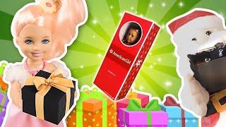 Barbie - Navidad de American Girl   Ep.4