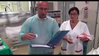 Procedura per la trasfusione di emocomponenti