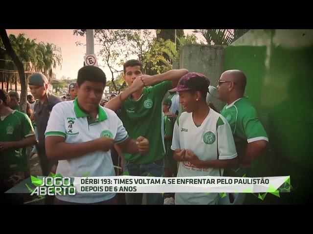 Ponte e Guarani escrevem mais um capítulo do centenário Dérbi campineiro