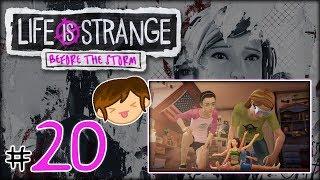 "LIFE IS STRANGE: Before the Storm #20 - Epizod IV [1/3] - ""Beztroska zabawa"""
