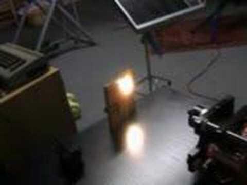 Laser High Power YAG burns!